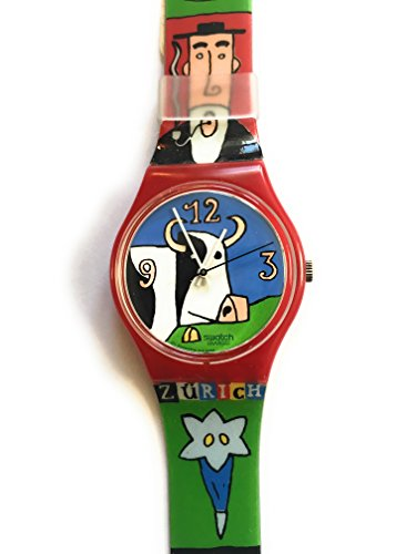 Swatch Reloj Champs de züri gr134