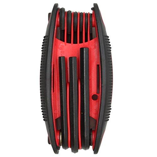 SAS Bogenschießen multi-wrench Werkzeug für Bögen, rot