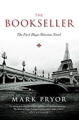 The Bookseller: The First Hugo Marston Novel (A Hugo Marston Novel Series Book 1) (English Edition)