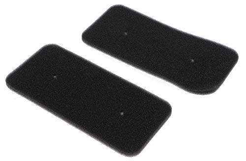 2X Filtro de Polvo Filtro de Esponja Filtro Candy Hoover 40006731 para secador de condensación secador de Espuma de Material