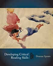 Developing Critical Reading Skills by Deanne Spears (2008-10-06)