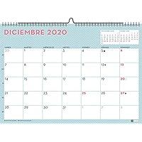 Miquelrius 28051 - Calendario de Pared A3 Lovely DIY 2020 Castellano