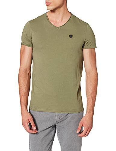 Redskins Mint 2 Aden Camiseta, Kaki, XL Pieles Rojas