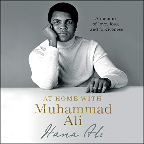 At Home with Muhammad Ali audiobook cover art
