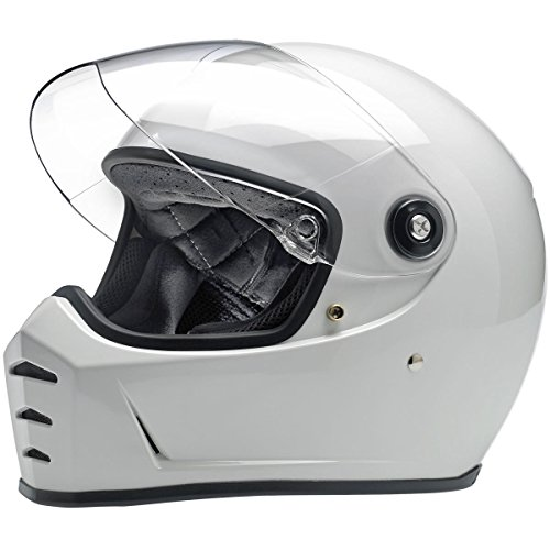 Casco De Moto Cafe Racer  marca Biltwell