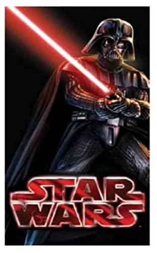 Toalla de Baño Playa Piscina Darth Vader La Guerra de Las Galaxias 140 x 70 cm