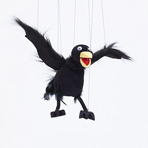 Prager Marionetten (Copyright Augsburger Puppenkiste) Augsburger Puppenkiste Lukulla Rabe Marionette