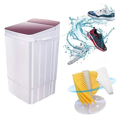 LXJXXJK wasmachine huisschoenen, draagbaar, smart wasmachine, voor desinfectie van schoenen en sportschoenen met geurverwijdering, 360 ° wasbaar, eenvoudige reiniging