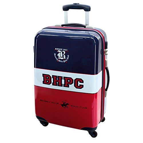 Beverly Hills Polo Club 5279251 Maleta, 62 litros, Multicolor
