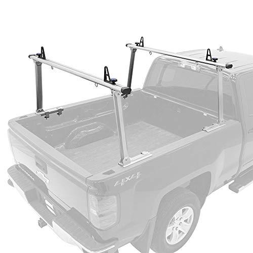 Apex Aluminum Universal Truck Rack – 800-lb Capacity