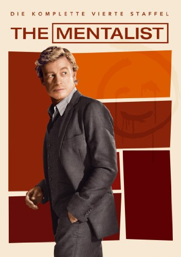 The Mentalist - Die komplette vierte Staffel [5 DVDs]