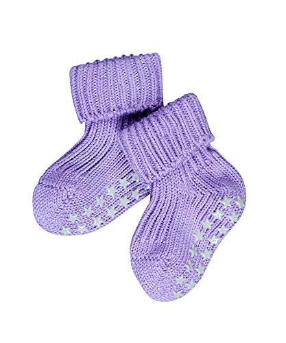 FALKE Catspads Cotton Chaussettes, Violet (Lilac 6925), 95 (Taille fabricant: 80 92) Mixte bébé