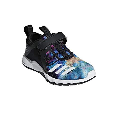 Adidas Rapidaflex El K, Zapatillas de Deporte Unisex niño, Multicolor (Purley/Ftwbla/Negbás 000), 28.5 EU