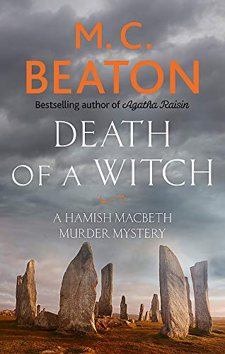 Death of a Witch (Hamish Macbeth) 147212460X Book Cover