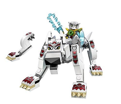 LEGO Chima 70127 - Animale Leggendario di Worriz