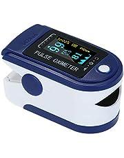 Oximeter Decdeal Digital Fingertip OLED Display Blood Oxygen Sensor Saturation Mini SpO2 Monitor Pulse Rate Measurement Meter for Nursing Home Sports Lover