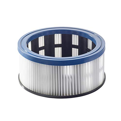 Patronenfilter, Nass-/ Trockenfilter für Metabo Staubsauger AS/ASA (AS20L / ASA32L / .), alternativ zu original 631753000 von Microsafe