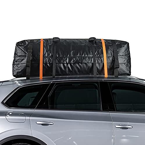 BRAMBLE Bolsa de Techo de Automóvil (450 L) - Portaequipajes para Viajes| Impermeable