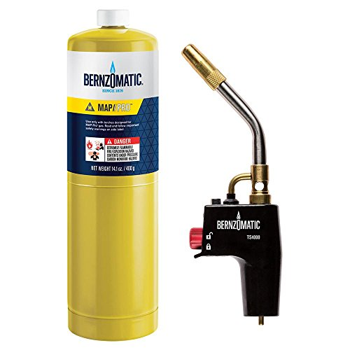 Bernzomatic TS4000KC Trigger Start Torch Kit