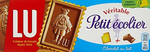 LU Biscuits Petit Ecolier chocolat au lait 150 g