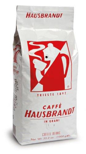 Hausbrandt Kaffee Espresso - Qualita Rossa, 1000g Bohnen