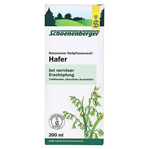 Schoenenberger Naturreiner Hafersaft, 1er Pack (1 x 200 ml)