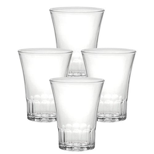 Bicchiere Amalfi Conf. 4Pz. Cl.17 Vino
