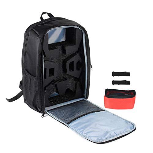 Brucelin - Custodia di trasporto per Parrot Bebop 2 Fpv Drone, zaino portatile, borsa a tracolla da viaggio, accessori per eliche a