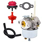 7hp tecumseh carburetor - 631954 Carburetor for Tecumseh 632371 632371A 631954 631870 631920 Carburetor,Tecumseh H70 & HSK70 7HP Toro Tillers Go-Karts 38510 38513 38063 38065 38062 38050 38040 38072 38073 Snowblower Carburetor