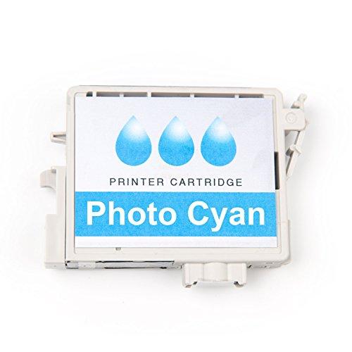 Canon Tinta 8139A002 BJI-P300LC foto cyaan