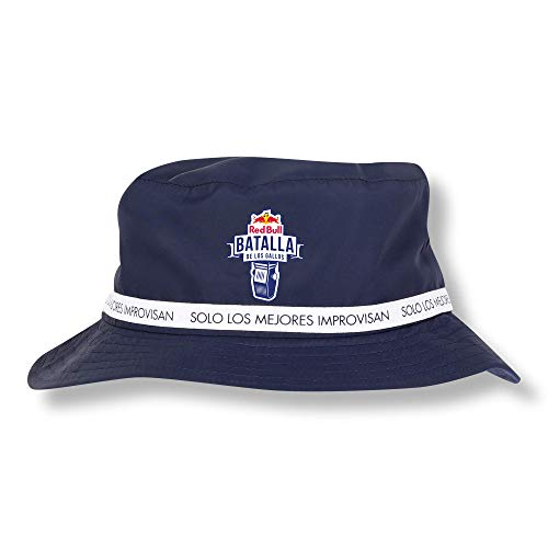 Red Bull Batalla de los Gallos Freestyle Bucket Gorra, Unisexo Talla única - Original Merchandise