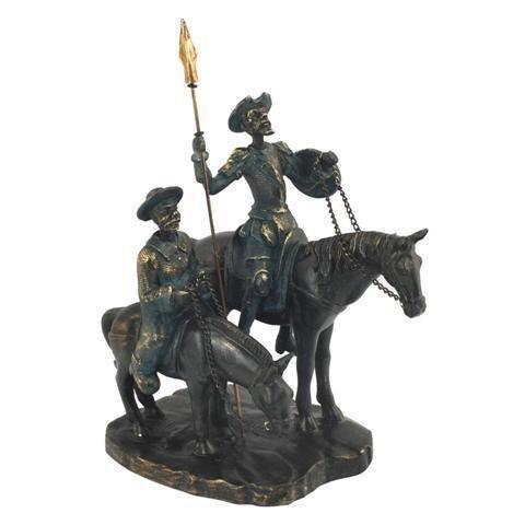 Don Quichotte Figurine 22 cm