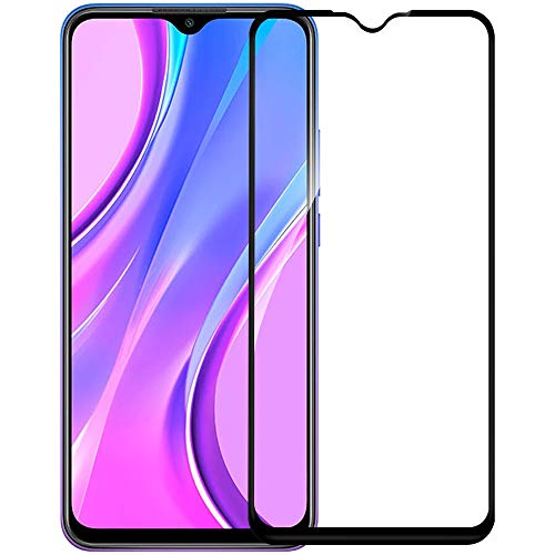 Knotyy Tempered Glass for Xiaomi Mi Redmi 9 Prime (Pack of 1)