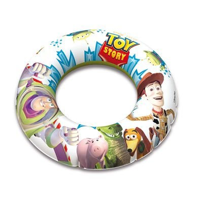 Smoby 040077 - Smoby Beach - Toy Story Schwimmring, 50 cm