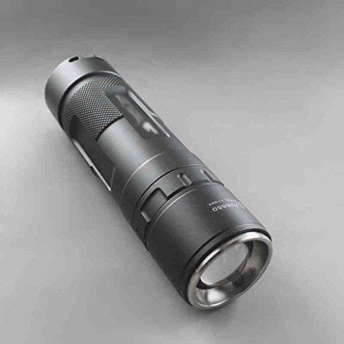 26650 Zoom Lampe de poche Mini Poche Rechargeable Etanche