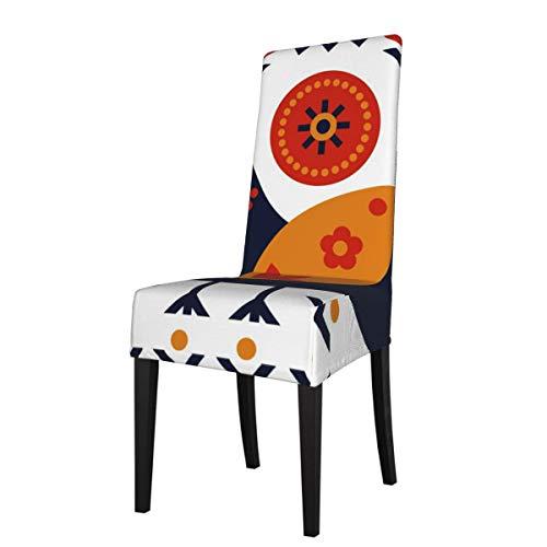 DOGPETROOM estilo nórdico gran silla de comedor cubierta de respaldo alto para hotel fiesta boda cocina