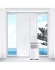 Rhodesy Universele raamafdichting voor mobiele airconditioning en droger (90x210cm)