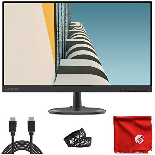 Lenovo Idea Cycle 2 D24-20 24-Inch WLED 1080p FHD FreeSync Slim Monitor (66AEKCC1US)...