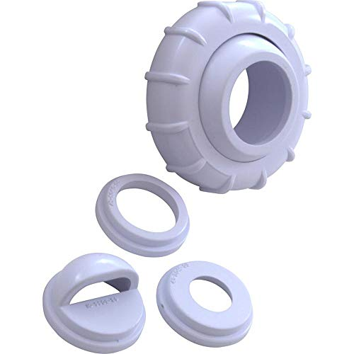 Jacuzzi 43-3085-01-K Vinyle Liner Retour Eyeball - Blanc