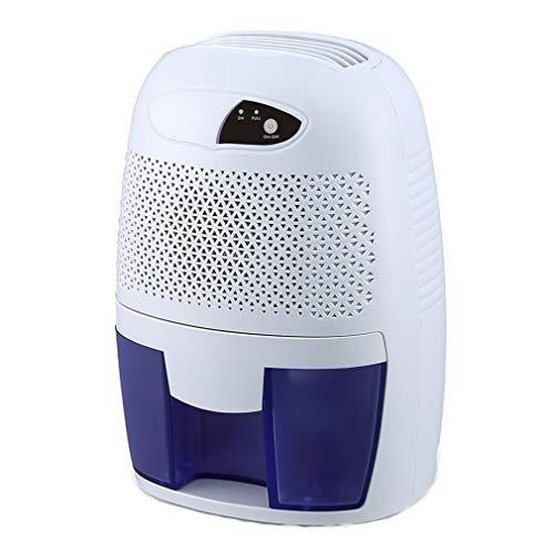 RETGDF Mini purificatore daria deumidificatore intelligente, piccolo deumidificatore, essiccatore daria portatile da ufficio a casa, Filtrazione dellaria domestica elimina lodore di aria pulita