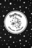 Sagittarius: Sagittarius Zodiac Notebook 23 November - 22 December I Horoscope Journal I Sagittarius Astrology Journal to write in