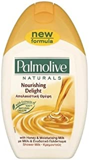 Palmolive Shower Gel Milk Naturals Milk & Honey -250ml