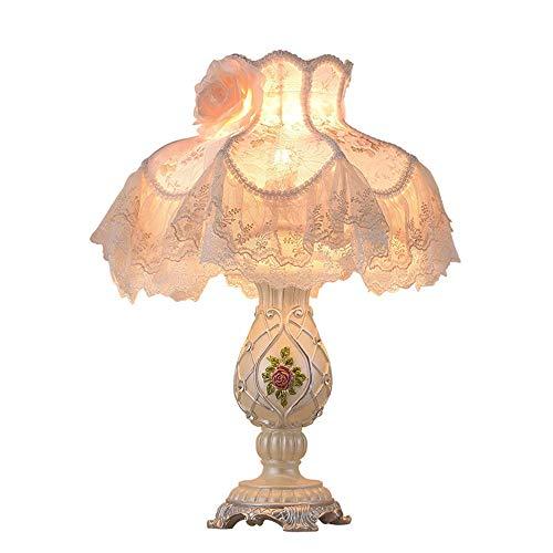 Luyshts Blanco paño blanco patrones de encaje resina luz sombra cuerpo lámpara lámpara lámpara iluminación lámparas