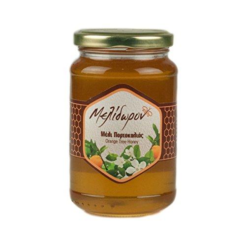 Melidoron Fleur d'Oranger Miel Grec 450 g