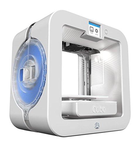 3D Systems Cube3 Imprimante 3D Couleur Wi-Fi Gris