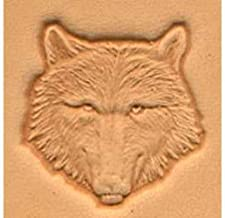 Tandy Leather Wolf Head Craftool� 3-D Stamp 88459-00