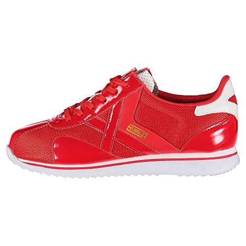 Munich Sapporo 77 - Zapatillas Bajas Hombre Rojo Talla 45