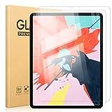 Pnakqil [2 Piezas Protector de Pantalla para iPad Pro 12.9 2020 Protector de Cristal Vidrio Templado Premium Transparencia 9H HD [Anti-arañazos] [No Burbujas] para Apple iPad Pro 12.9 Pulgadas 2020