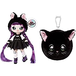Na Na Na Surprise Doll 2in1, Series 2 – Tuesday Meow (Moon)
