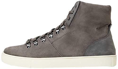 find. Hiking Style Zapatillas Altas, Gris Grey, 44 EU